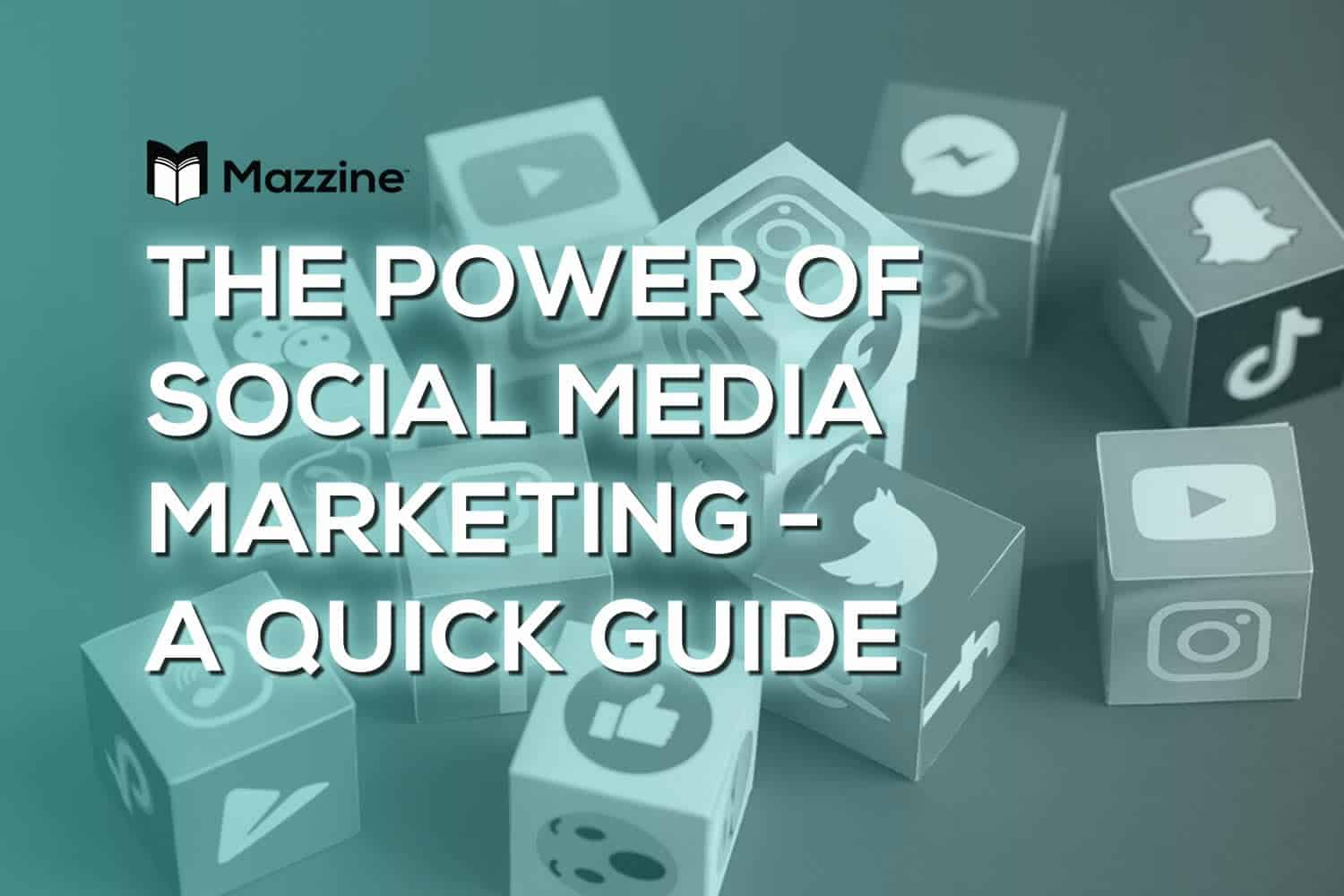 The Power of Social Media Marketing – A Brief Guide