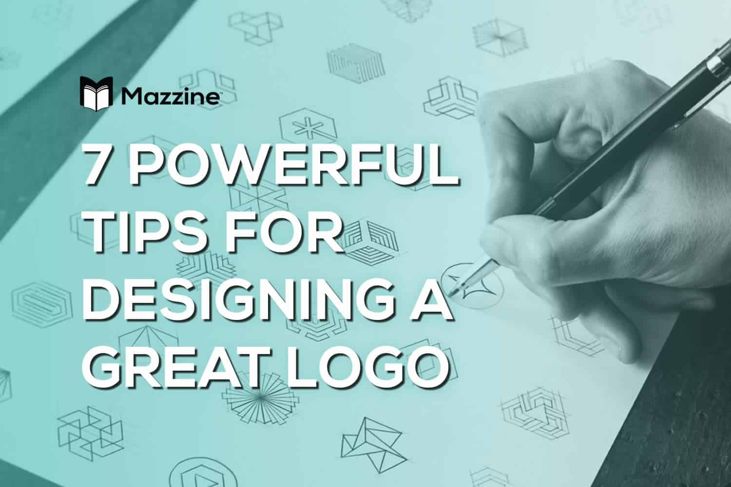 7 Powerful Tips For Designing a Great Logo